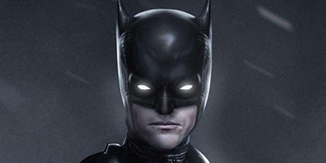 Robbie Amell Batman