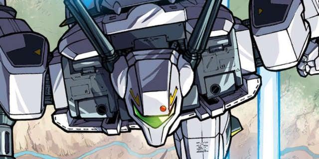 Robotech 02 Cover A Nick Roche-Header