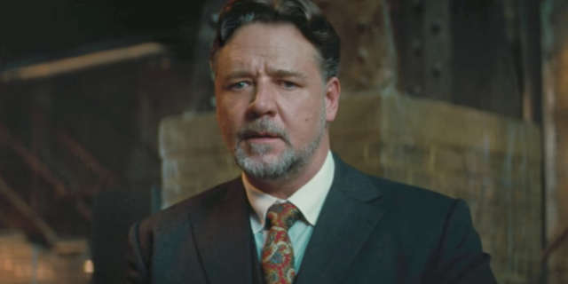 Russell Crowe as Mr. Hyde in The Mummy