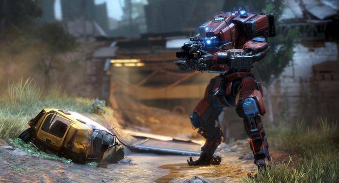 Titanfall 2 Introduces the Monarch, Prime Titans, and Maps