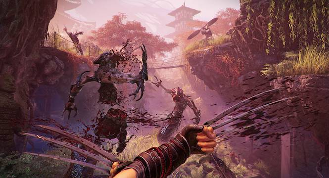 Shadow Warrior 2 slashes onto Xbox One and PS4
