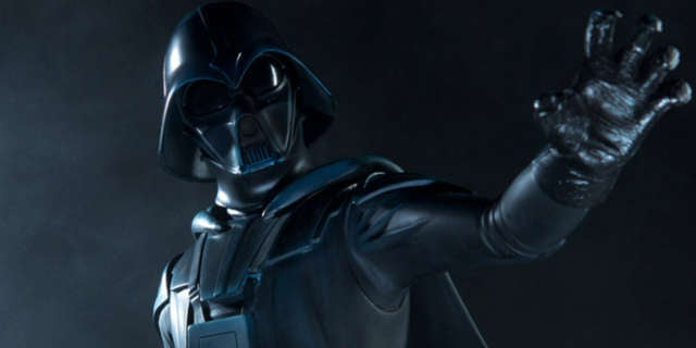 sideshow collectibles darth vader statue