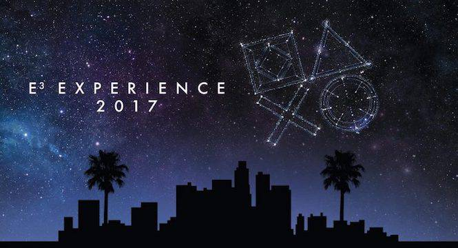 Sony Will Broadcast Its E3 Experience 2017 Press Conference In Theaters