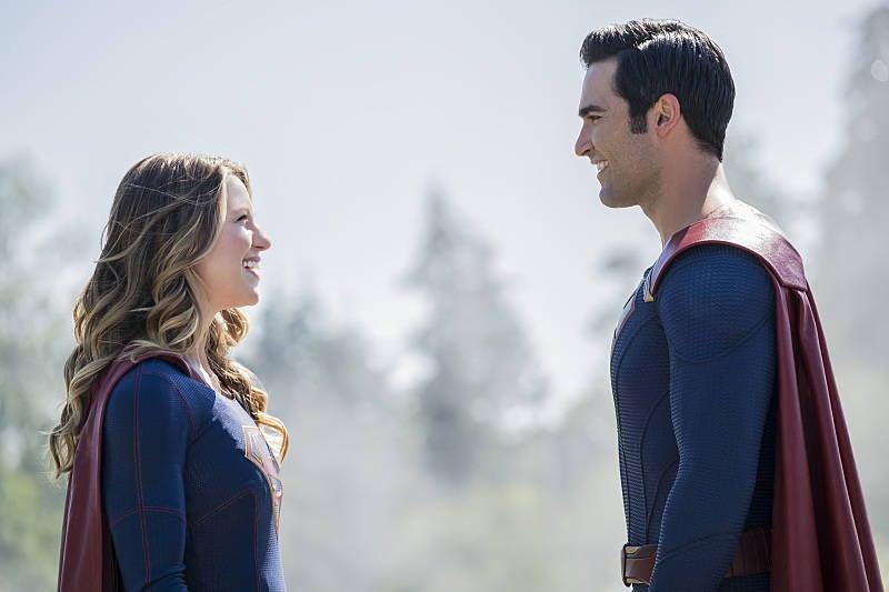 Supergirl EP Andrew Kreisberg Isn't Worried About Superman and Zod Overshadowing Kara
