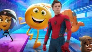 Spider-Man Emoji
