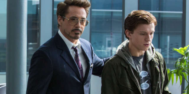 spider-man-homecoming-tom-holland-gushes-mentor-robert-downey-jr-tony-stark-iron-man