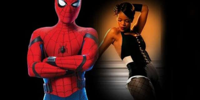 Spider-Man Tom Holland Rihanna Lip Synch Battle