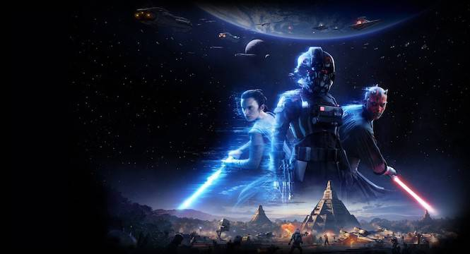 EA Looking to Move 14 Million Copies of Battlefront II This Year