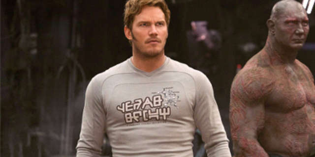 Star-Lord Shirt