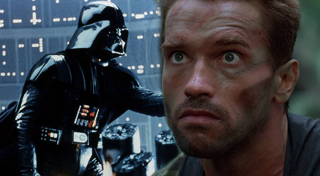 WATCH: Hilarious NSFW Video Of Arnold Schwarzenegger As Darth Vader
