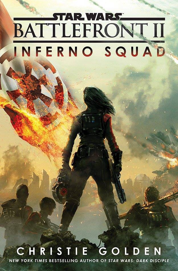 star wars books battlefront 2 inferno squad