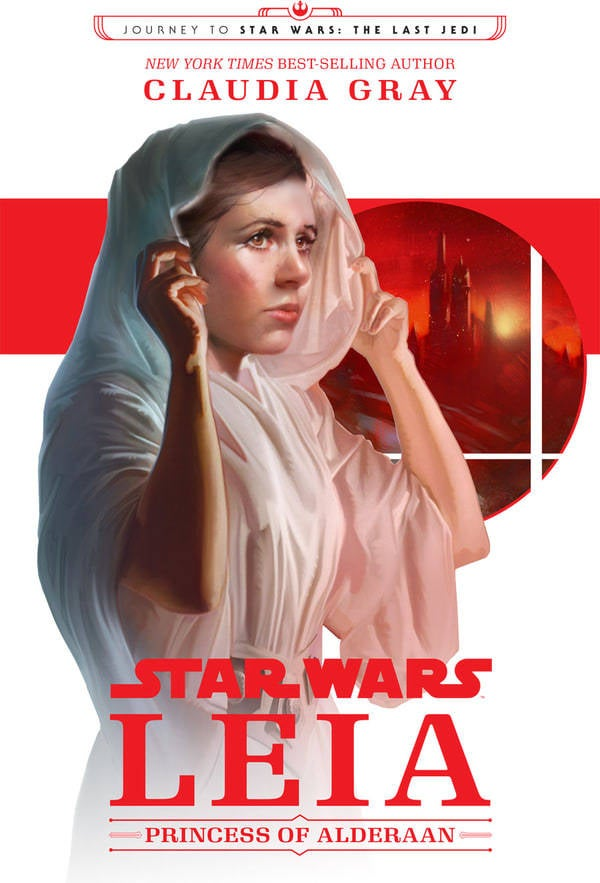 star wars books leia princess of alderaan