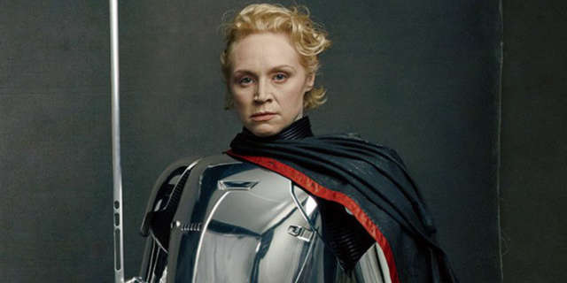 star wars Captain Phasma Will Be Unmasked In The Last Jedi