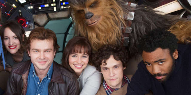 star wars han solo spinoff corellia familiar location