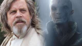 star wars luke skywalker snoke