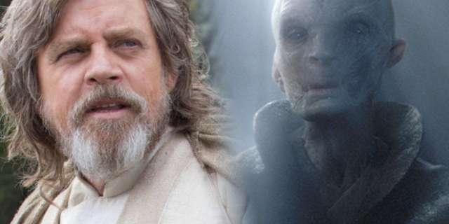 star wars luke skywalker snoke