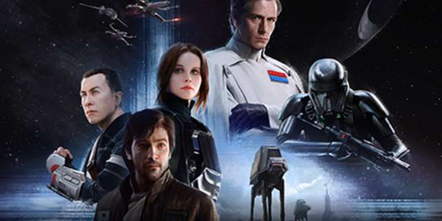 Star Wars Rebellion Rogue ONe