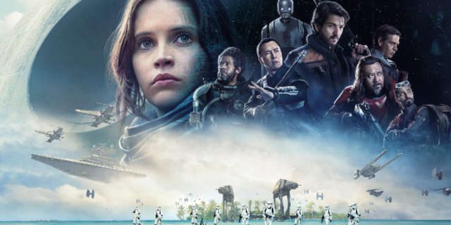 star wars rogue one 1 billion dollars in theaters