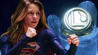 supergirl legion of super heroes ring