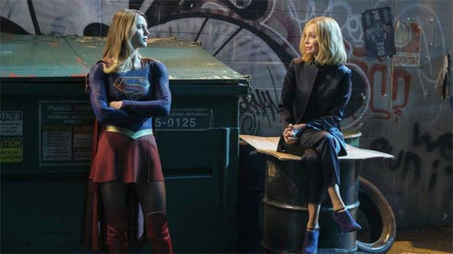 supergirlresist