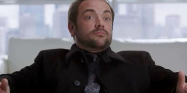 supernatural crowley