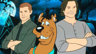 supernatural scooby doo 480
