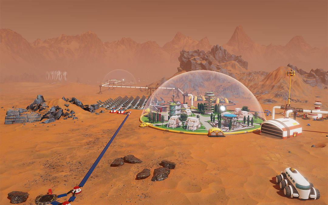 city builder surviving mars announced by paradox interactive