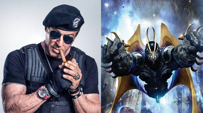 James Gunn Teases Sylvester Stallone's Marvel Movie Future