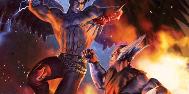Tekken 1 Cover A-Header