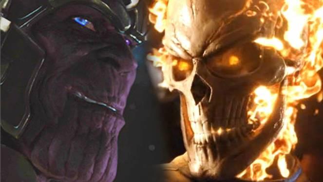 Avengers Infinity War Ghost Rider