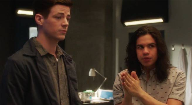 Captain Cold Returns In A Preview For Next Week's The Flash