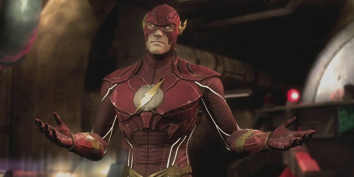 The Flash Fan Builds Movie Accurate Costume