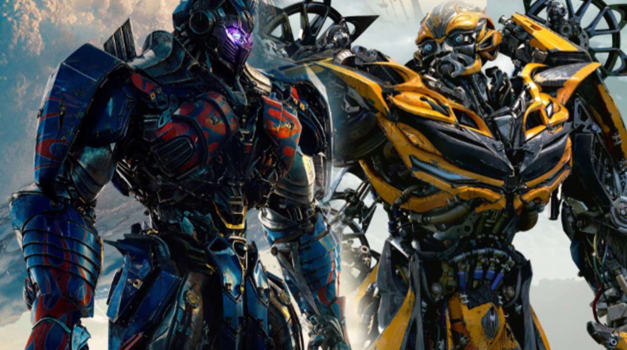 transformers 5: does optimus prime merge with bumblebee's body?