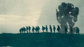 Transformers 5 Viral Promo Images War History