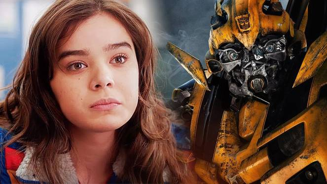 Hailee Steinfeld in Talks to Star in 'Transformers' Spinoff 'Bumblebee'
