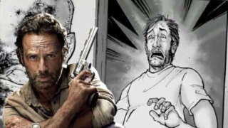 TWD Motion Comic