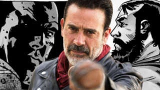 TWD Negan Backstory