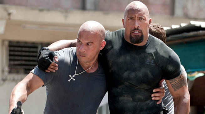 Fate of the Furious' Vin Diesel Is 2017's Highest Grossing Actor