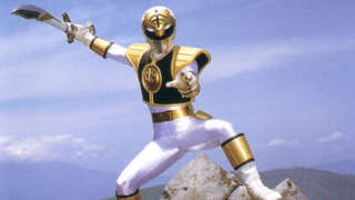 White Power Ranger