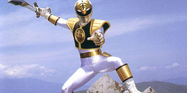 White Power Ranger