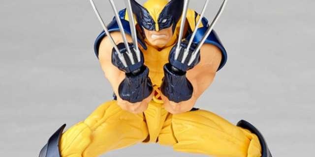 Wolverine Revoltech