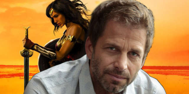 wonder woman 2 sequel zack snyder confirms