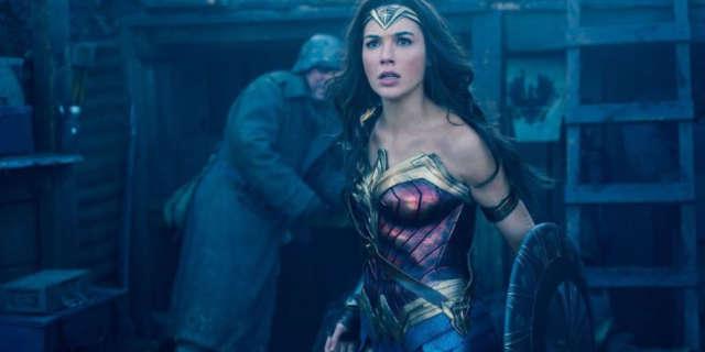 Wonder Woman Female Superhero Complexity