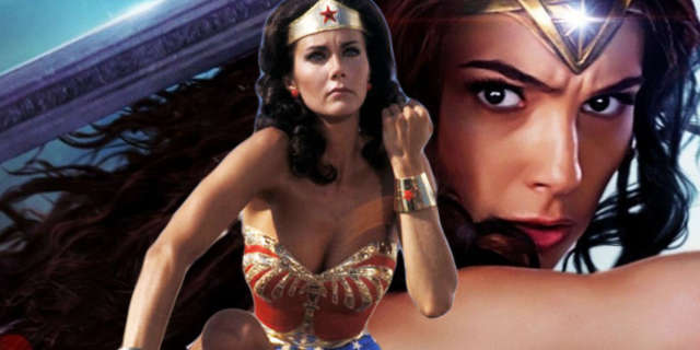 Wonder Woman Movie Lynda Carter