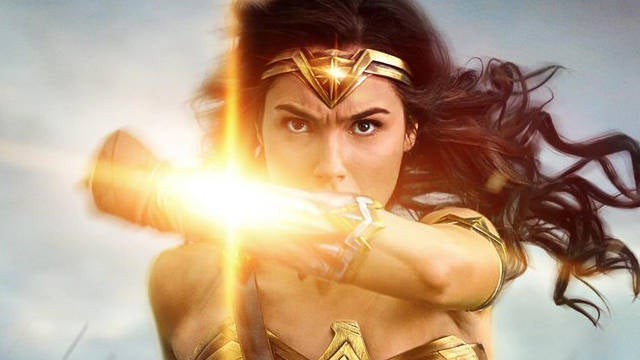 New Poster Puts The Wonder In Wonder Woman