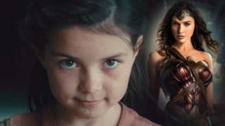Wonder Woman Young Diana Lilly Aspen