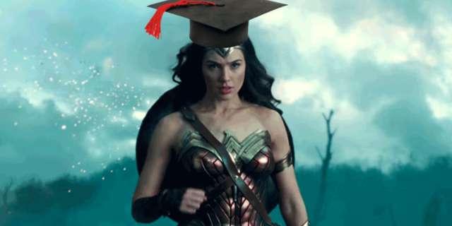 WonderWoman-Graduation