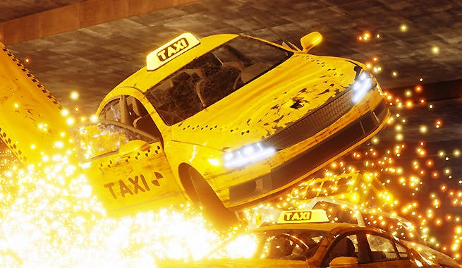Danger Zone Proves It Can Do Exploding Cars As Well Burnout In A Fiery New Trailer