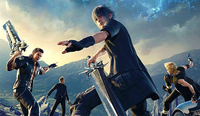 Final Fantasy XV Surveys Players for New Story DLC in 1.10 Update