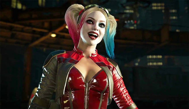 personnage dlc injustice 2
